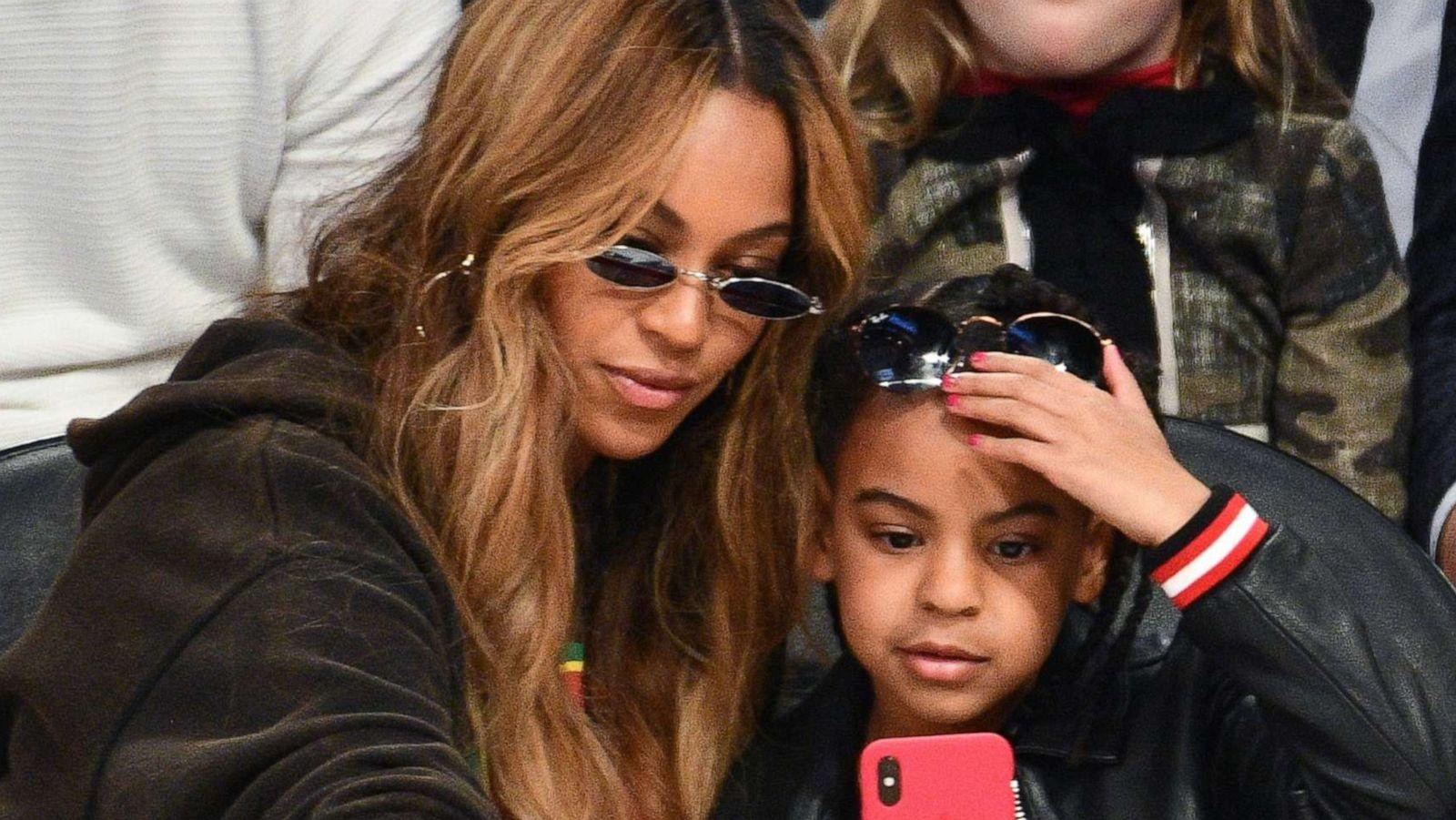 Beyonce Reportedly 'Very Involved' At Blue Ivy's School - She's Really 'Hands-On' Despite Her Huge Fame!