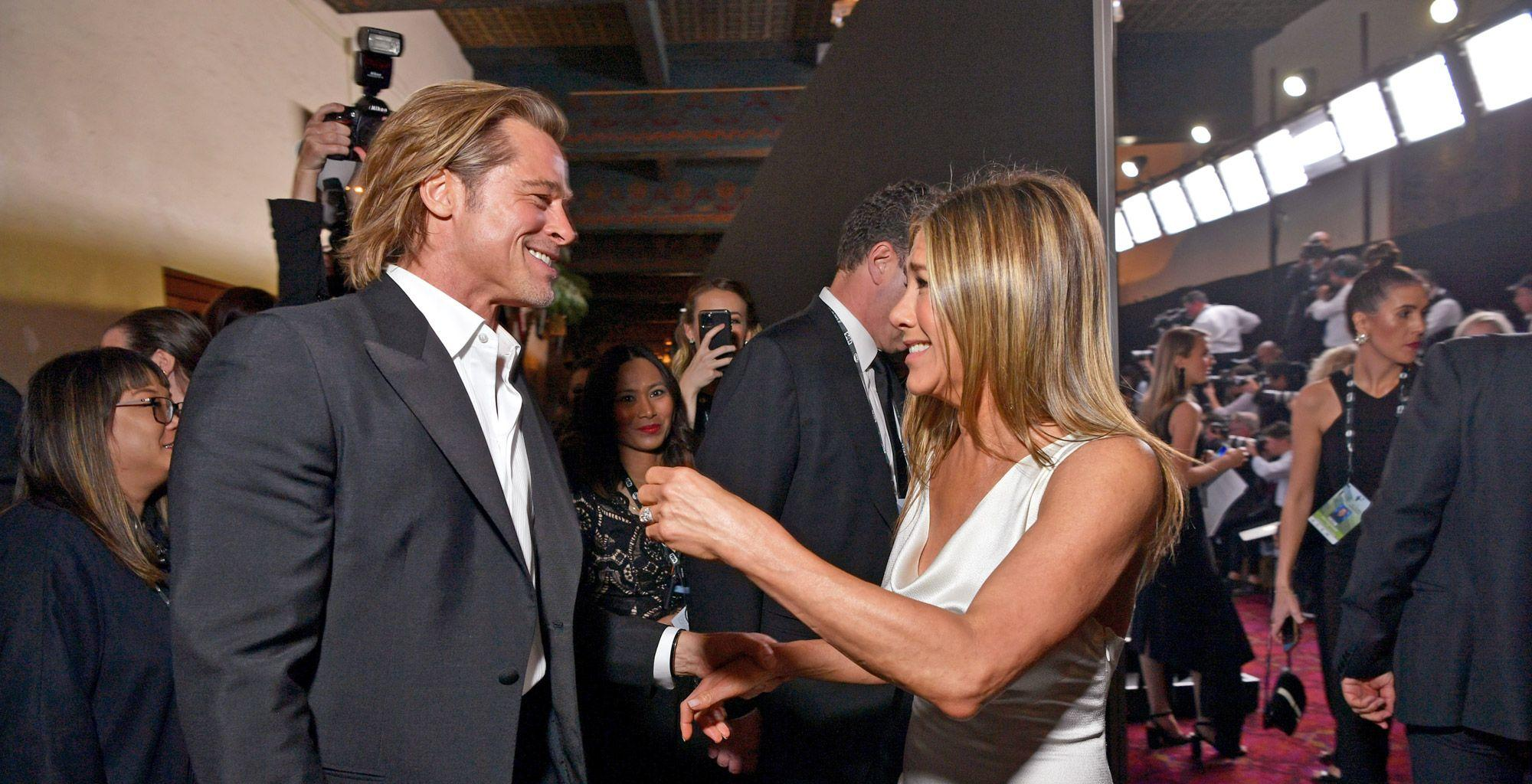 Wendy Williams Gushes Over Brad Pitt And Jennifer Aniston's Sweet Reunion At The SAG Awards - Here's Why She Wants Them Back Together!