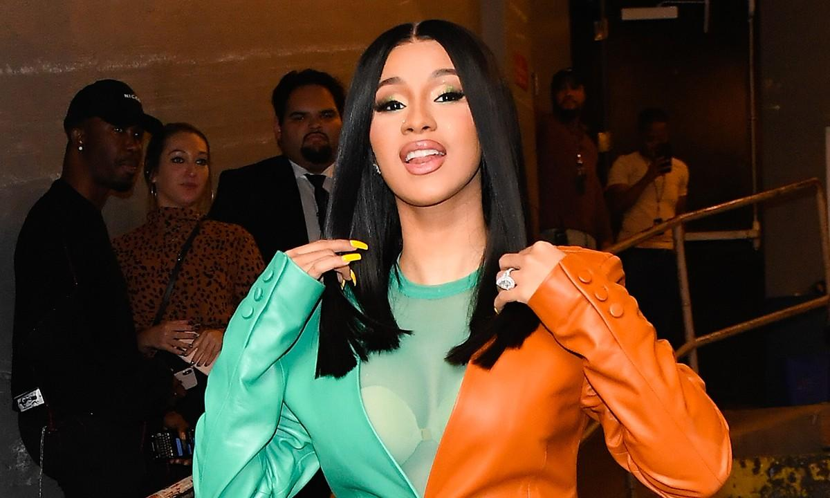 Cardi B Backs Off Her Desire To Leave The U.S. - She Now Wants To Run For Congress