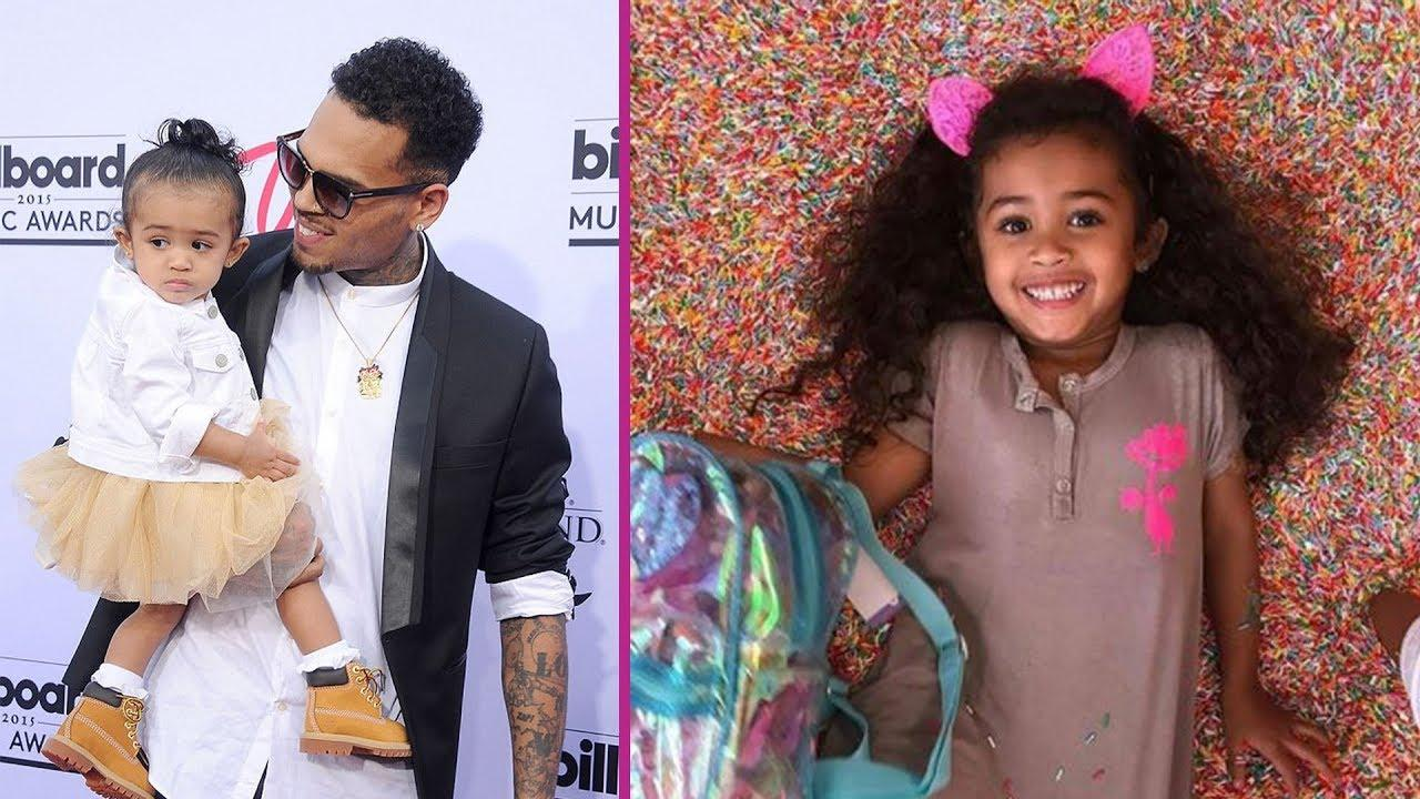 Chris Brown's Daughter, Royalty Brown Impresses Fans With Her Dance Moves - She Has Her Dad's Talent!