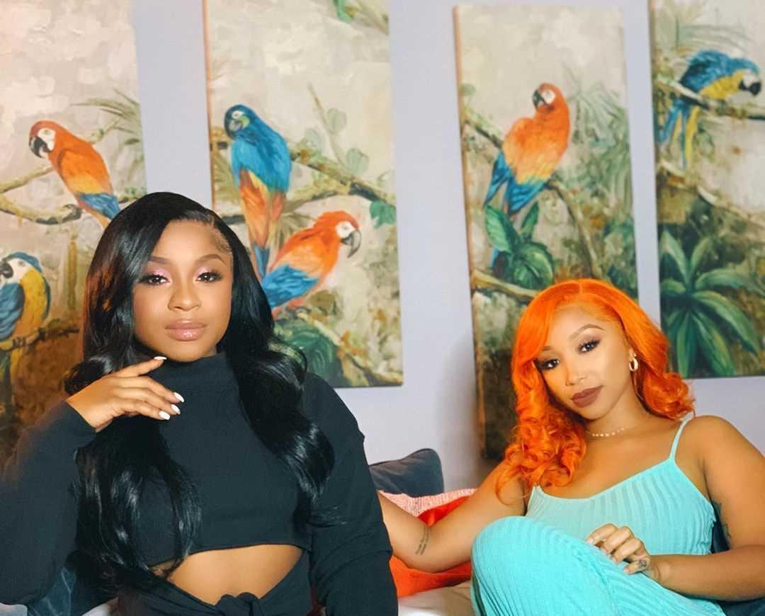 Reginae Carter Gushes Over Her BFF, Zonnique Pullins, For New Year's Eve