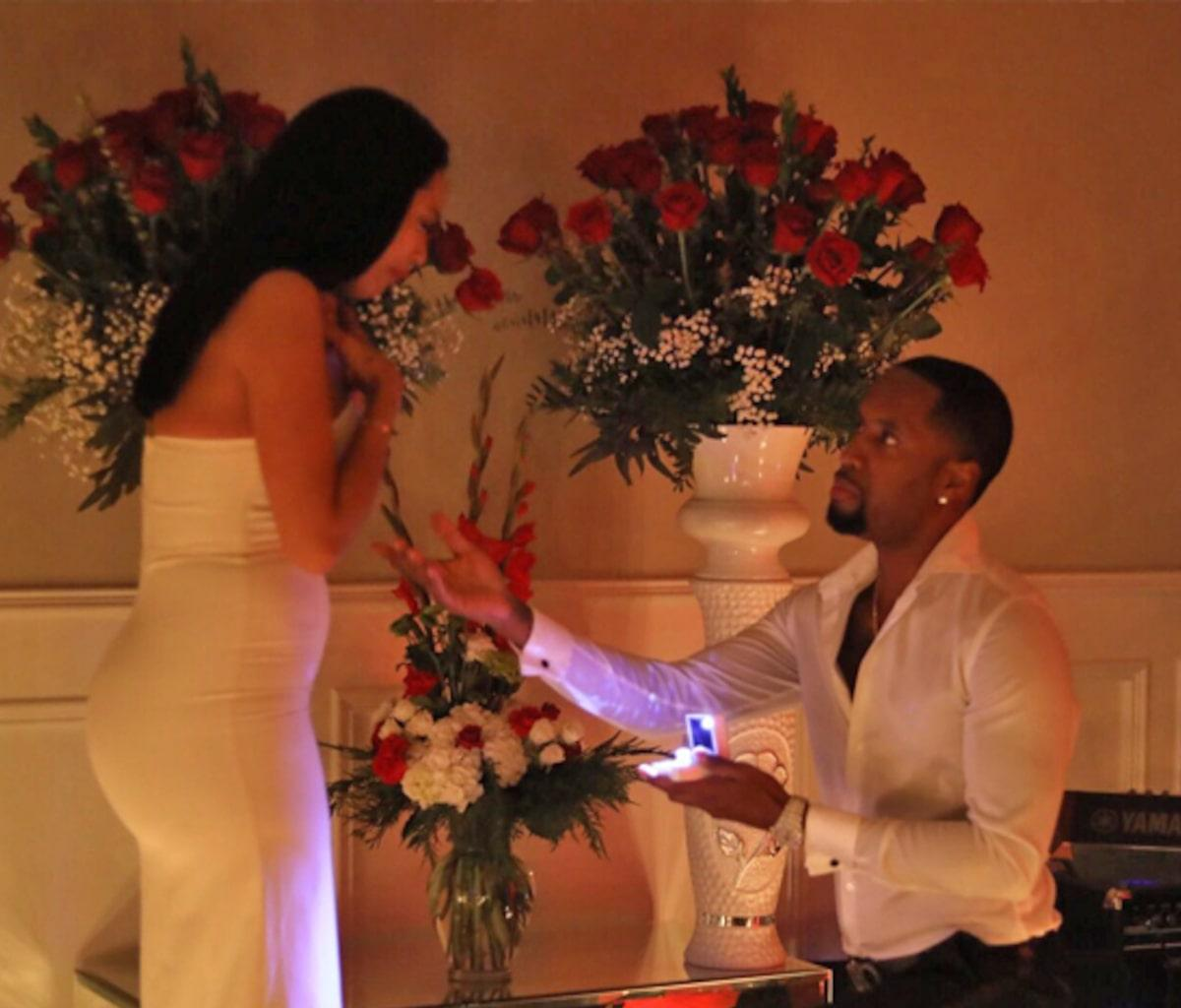 Erica Mena Is Proud To Call Her Husband Safaree 'The Leader Of Our Kingdom'