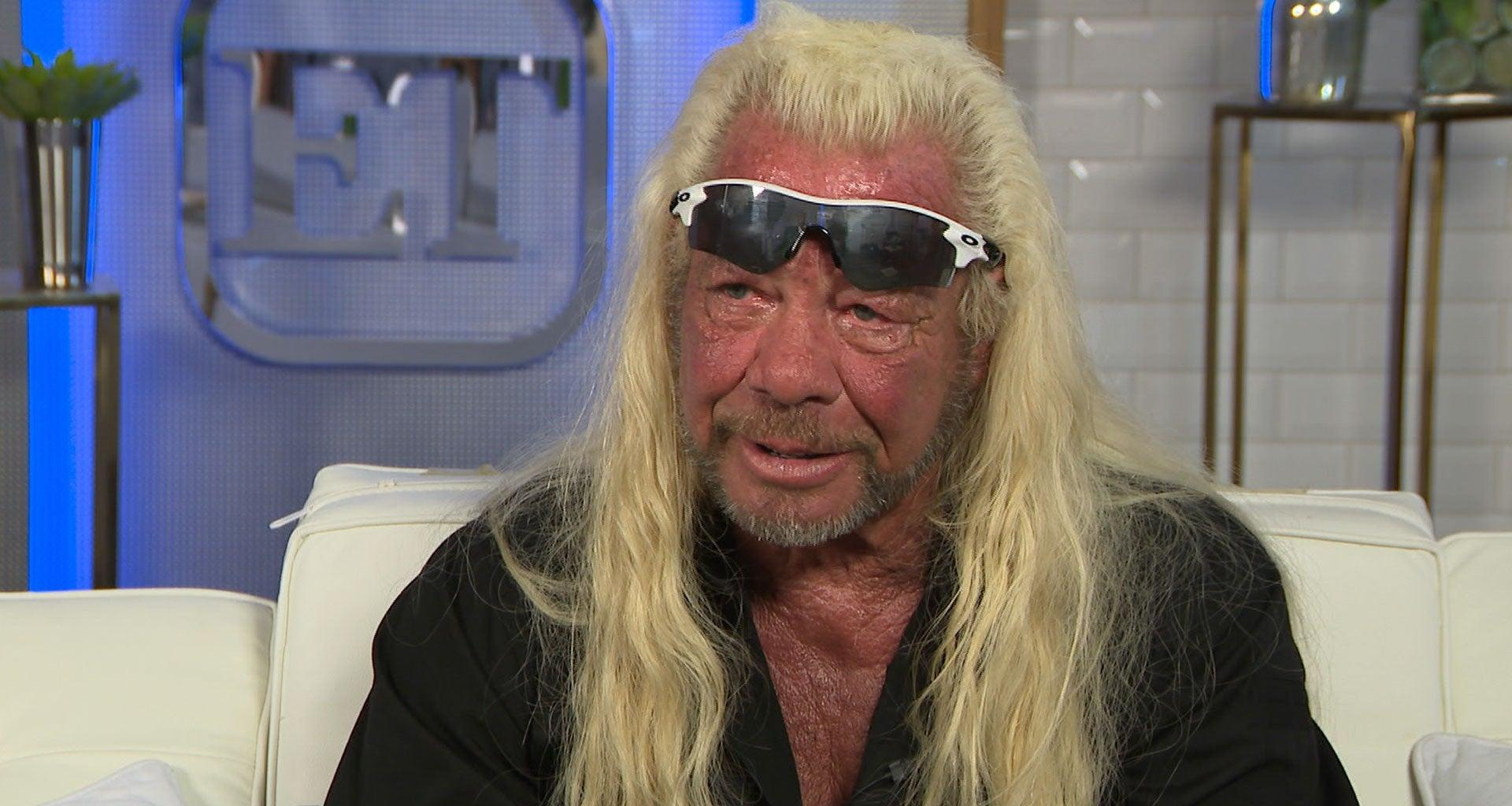 Dog The Bounty Hunter Says GF Moon Angell Saved His Life - He Was Going To Commit Suicide After His Wife Beth Chapman's Passing!