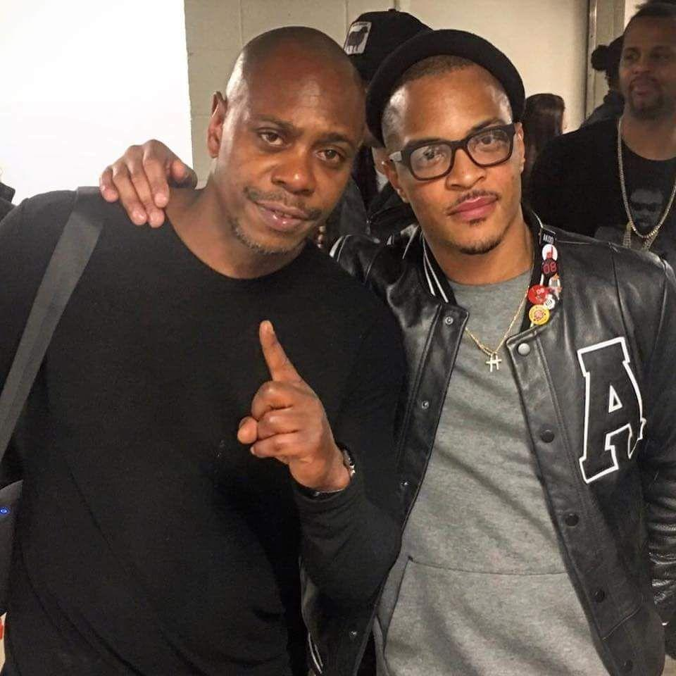 T.I. Praises Dave Chappelle - Check Out This Amazing Video