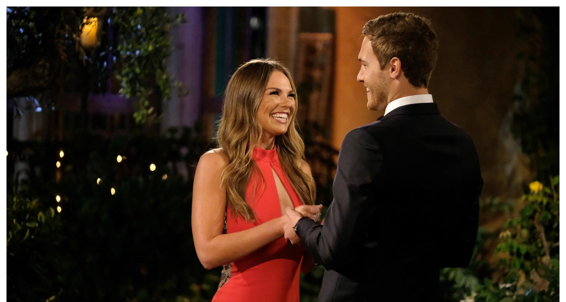 Hannah Brown Talks About Her Love Life Amid Peter Weber Romance Rumors