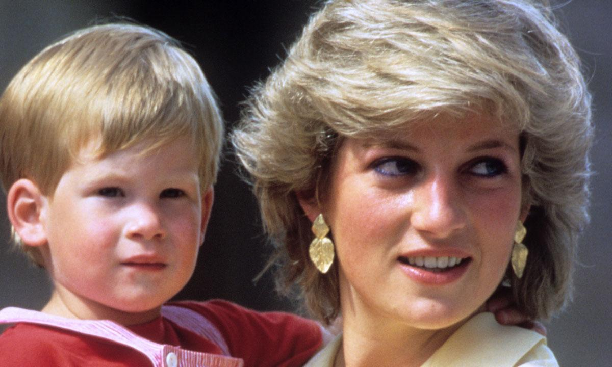 Princess Diana's Former Butler Shares Touching Letter She Wrote About Sons Willian And Harry!