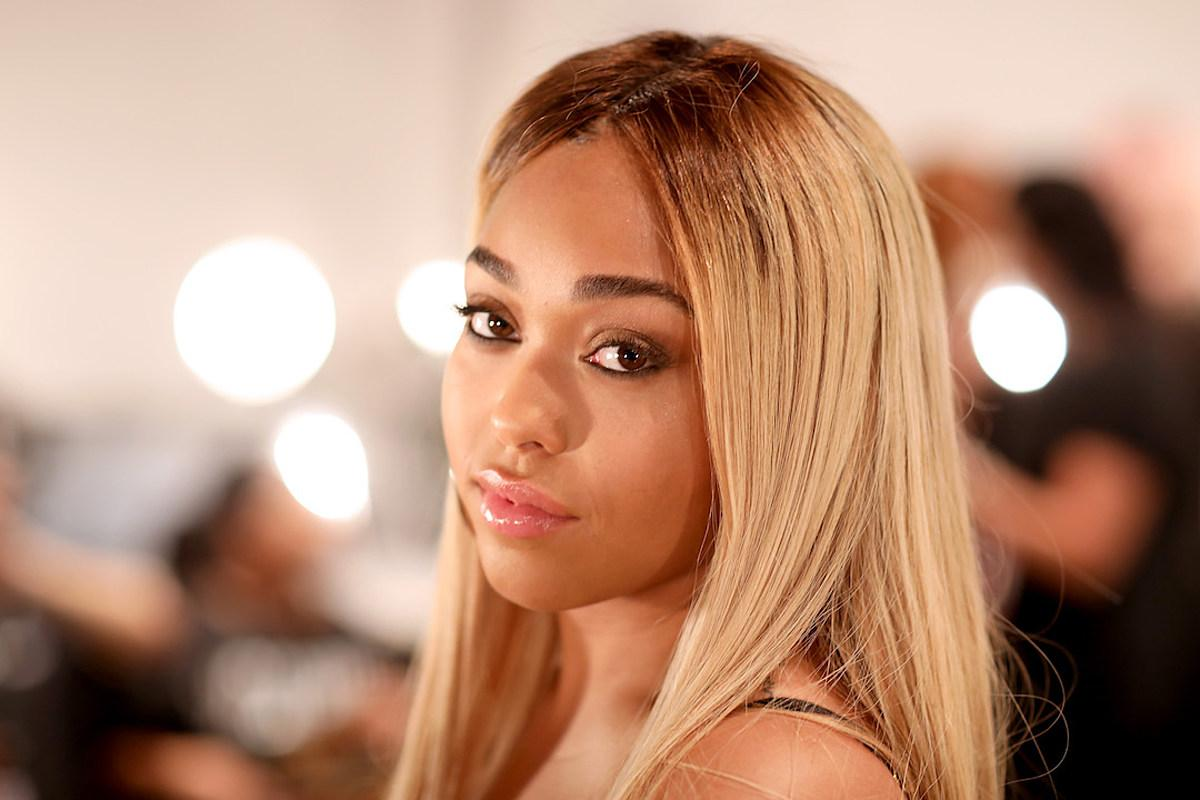 Jordyn Woods Puts Her Toned Booty And Legs On Display And Fans Are Shook - Check Out The Jaw-Dropping Photos