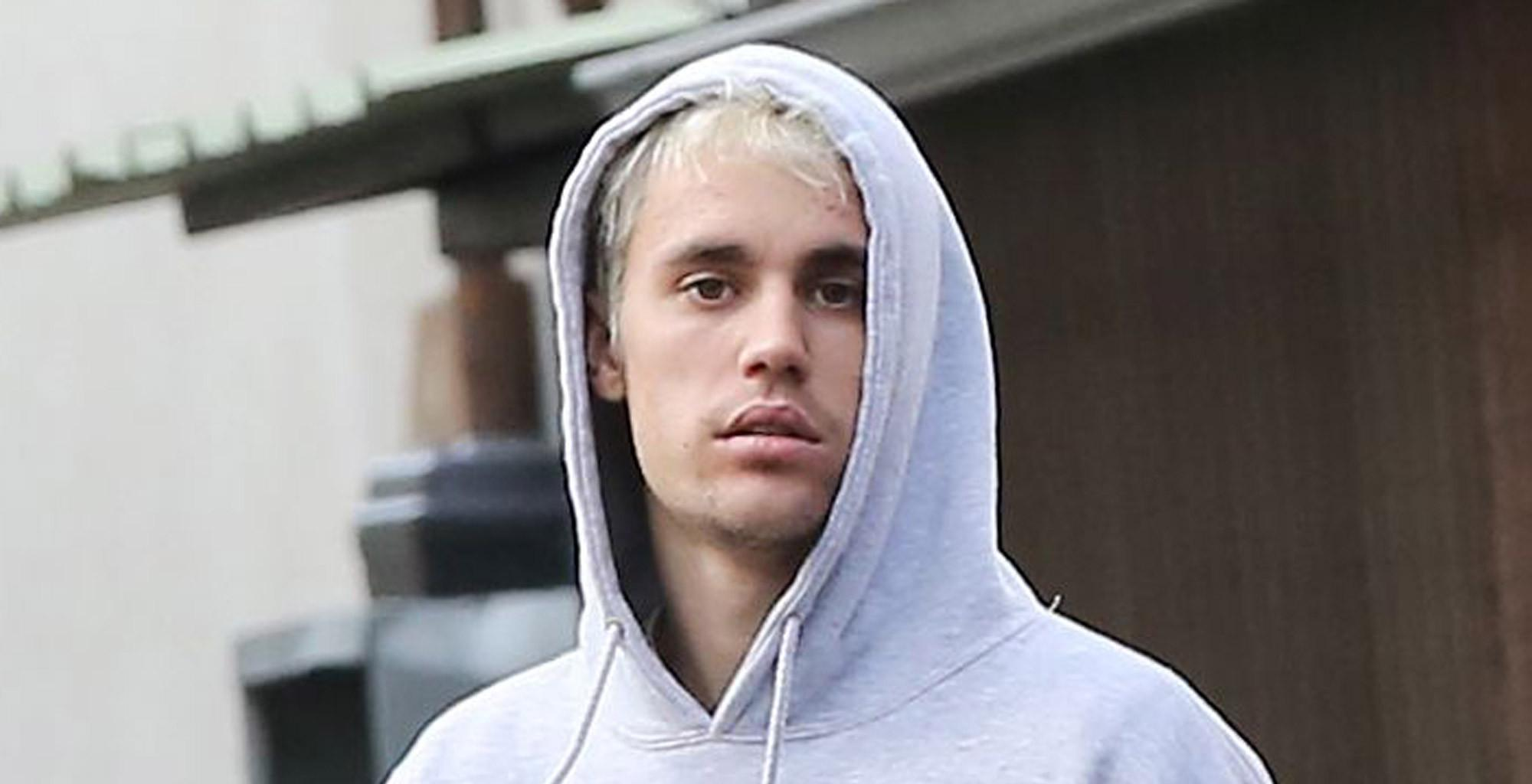 Justin Bieber Debuts New Chest Tattoo And It's Huge - Check It Out!