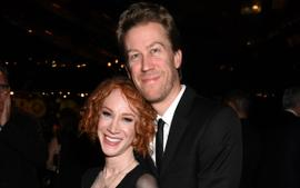 Kathy Griffin And Her Boyfriend Of 8 Years Tie The Knot On NYE In Spontaneous Ceremony - Check Out The Video!