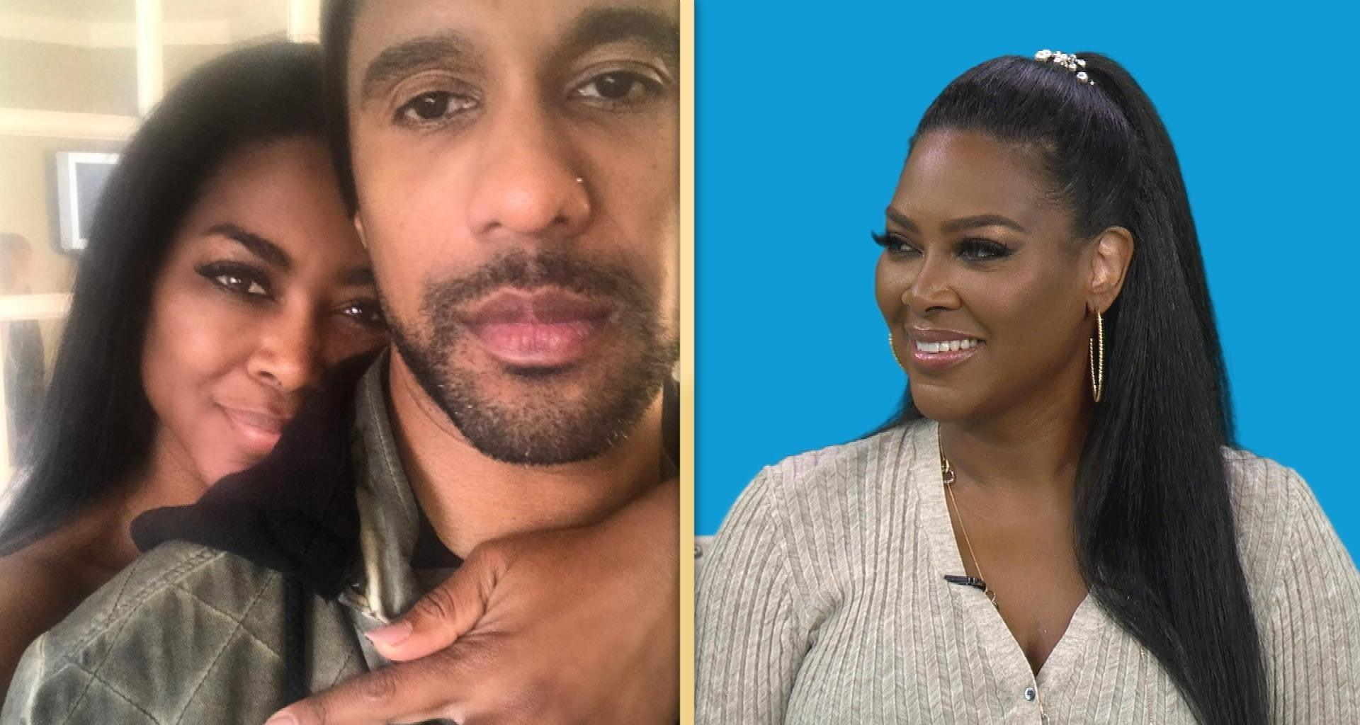 Kenya Moore Says She's 'Optimistic' She And Marc Daly Will Get Back Together!