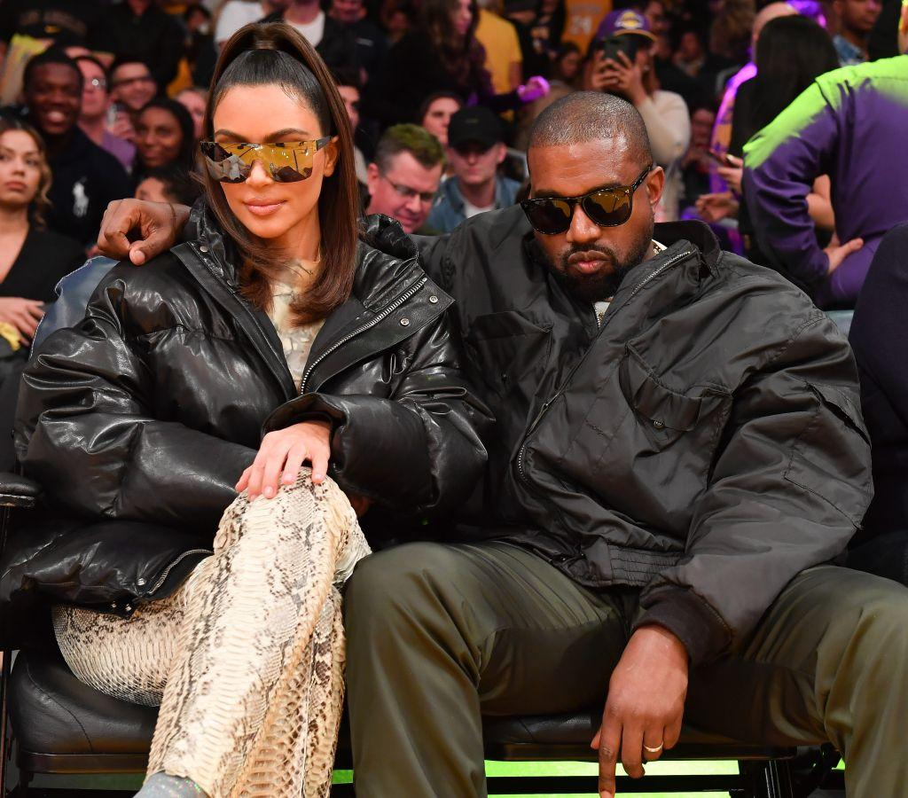 Kim Kardashian Slams Haters Who Accused Her Of Booing Tristan Thompson During A Game