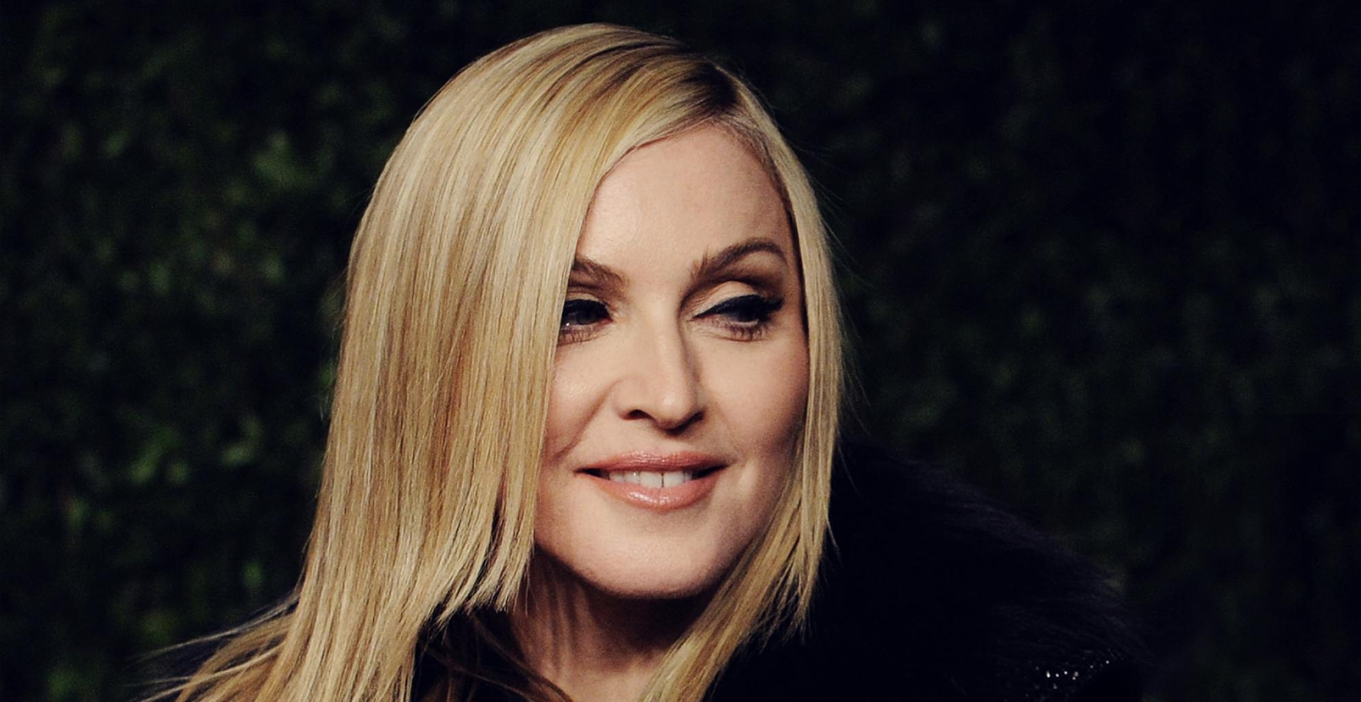 Madonna Proves Age Is Just A Number In Video Of Her Dancing Around A Pole!