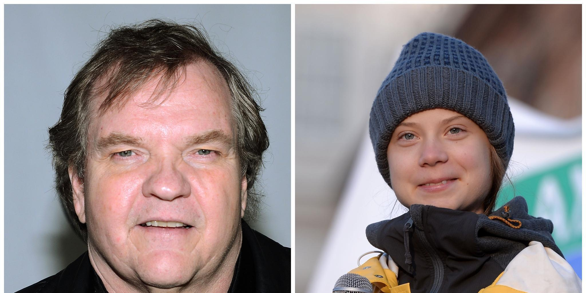 Meat Loaf Says Activist Greta Thunberg Is 'Brainwashed' And Feels Bad For Her - Insists Climate Change Is Not Real And Social Media Slams Him!