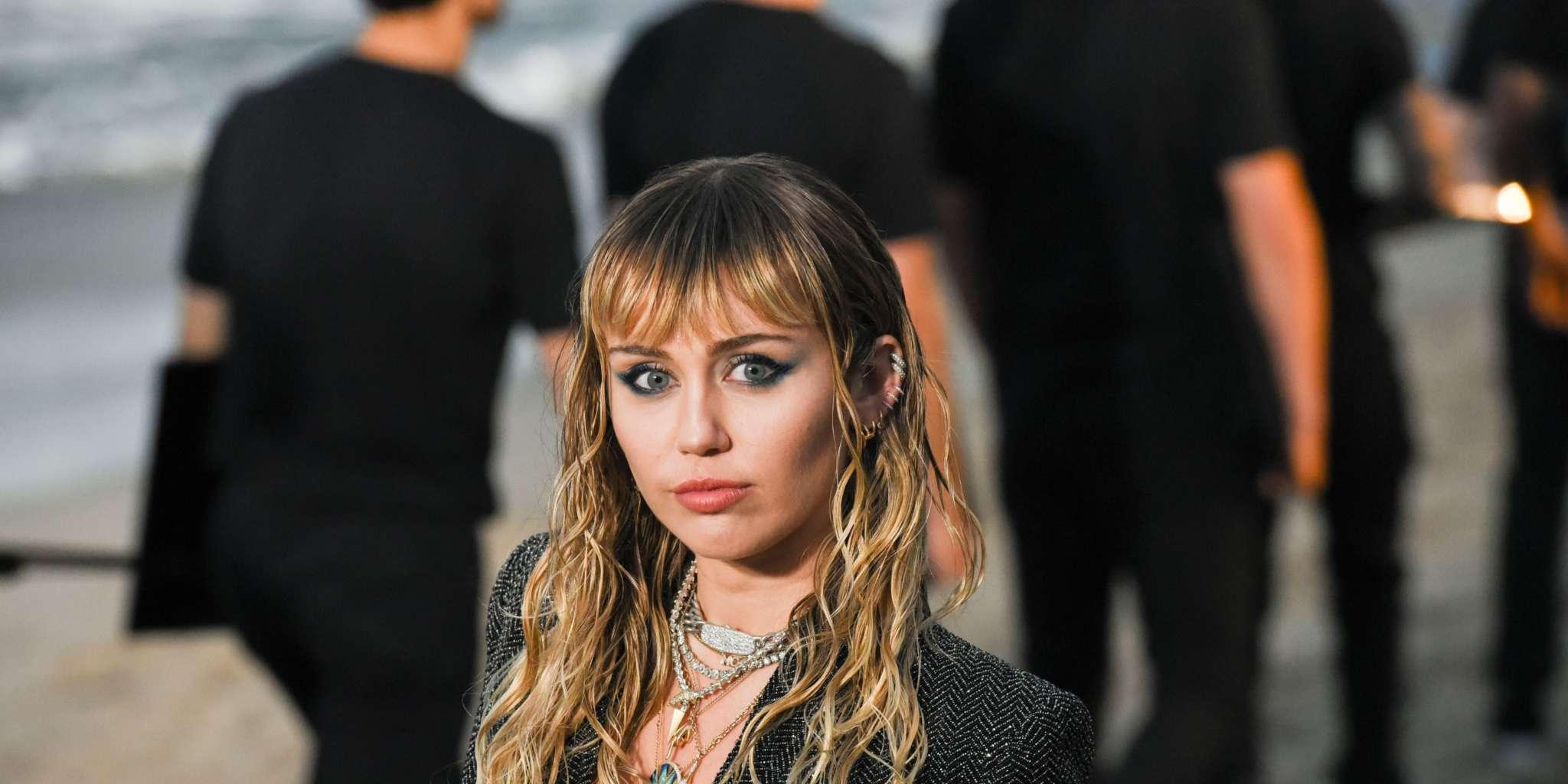 Miley Cyrus Dealing With All Her Liam Hemsworth Divorce Emotions By Writing New Music, Source Says