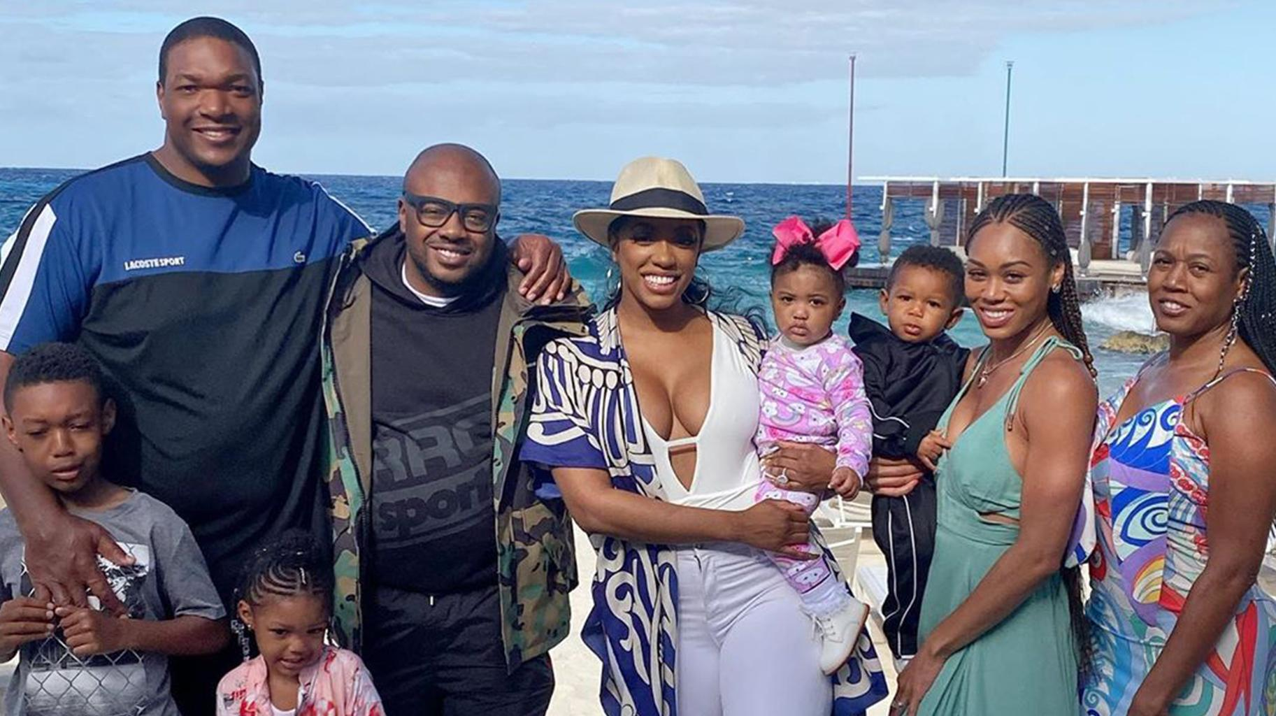 Porsha Williams Discusses Growing Up In A Civil Rights Family - Fans Says That Baby Porsha Is Twinning With Pilar Jhena