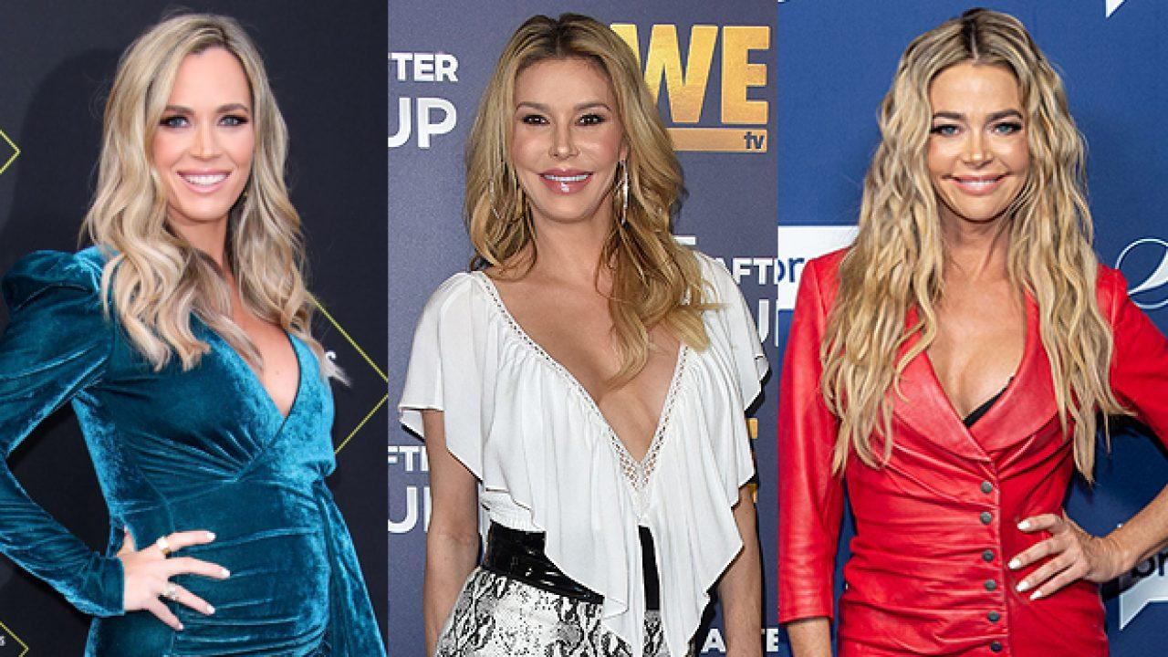 Teddi Mellencamp Says Brandi Glanville And Denise Richards Drama Is 'A Very Small Portion' Of What's Going On In Season 10 Of RHOBH!