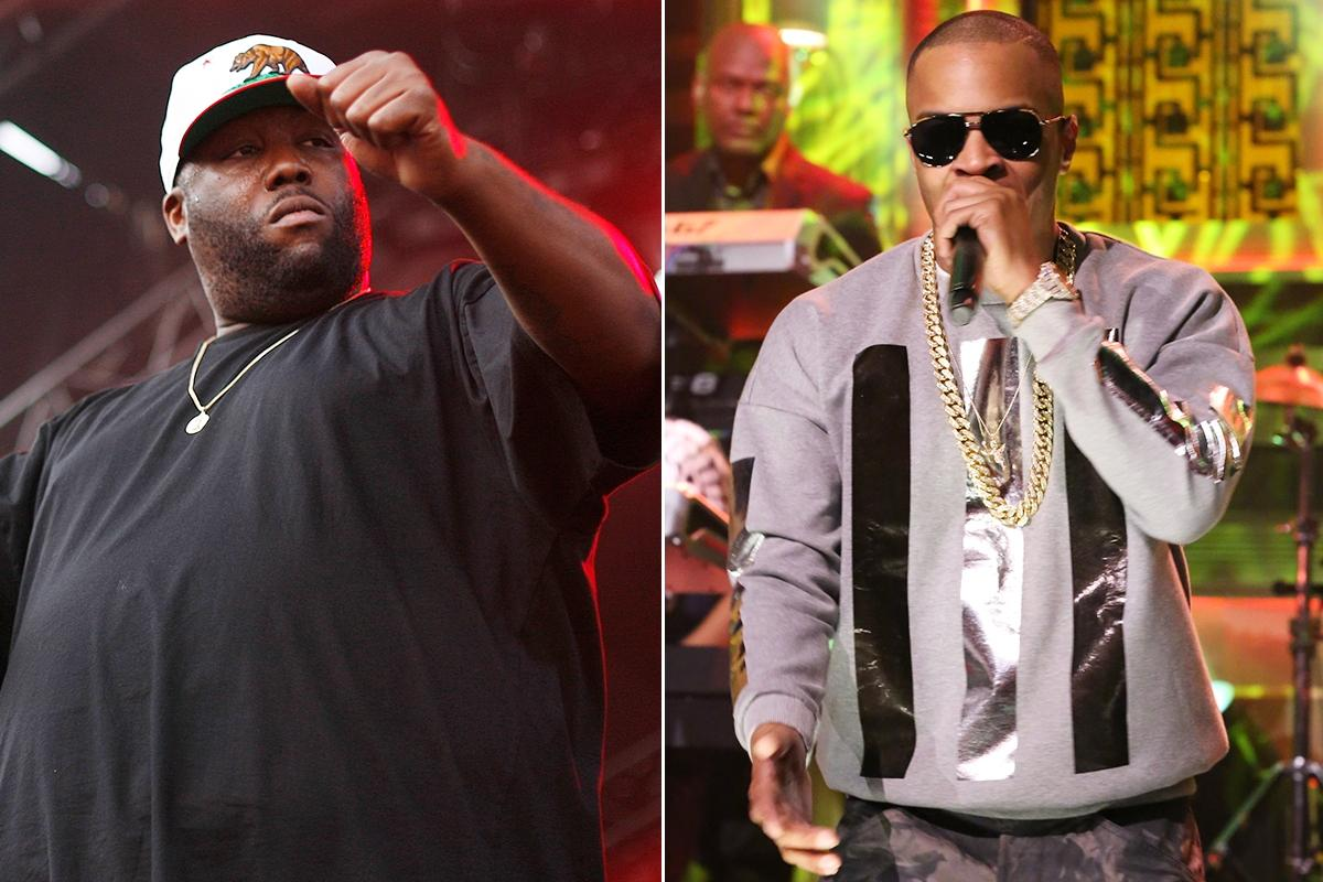 Killer Mike Plans To Team Up With Rapper T.I. To Reopen Bankhead Seafood