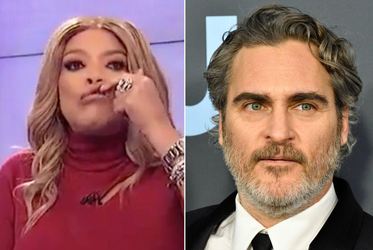 Wendy Williams Apologizes After Poking Fun At Joaquin Phoenix's 'Cleft Lip'