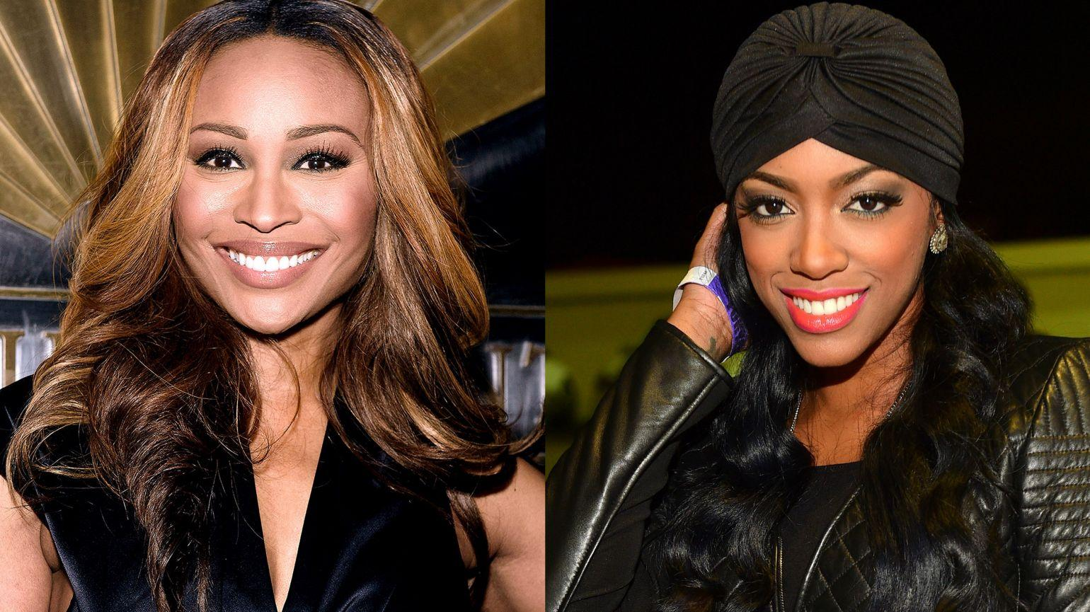 Porsha Williams Looks Like A Queen At Cynthia Bailey's Birthday Party - She Praises Their 'Rollercoaster Relationship'
