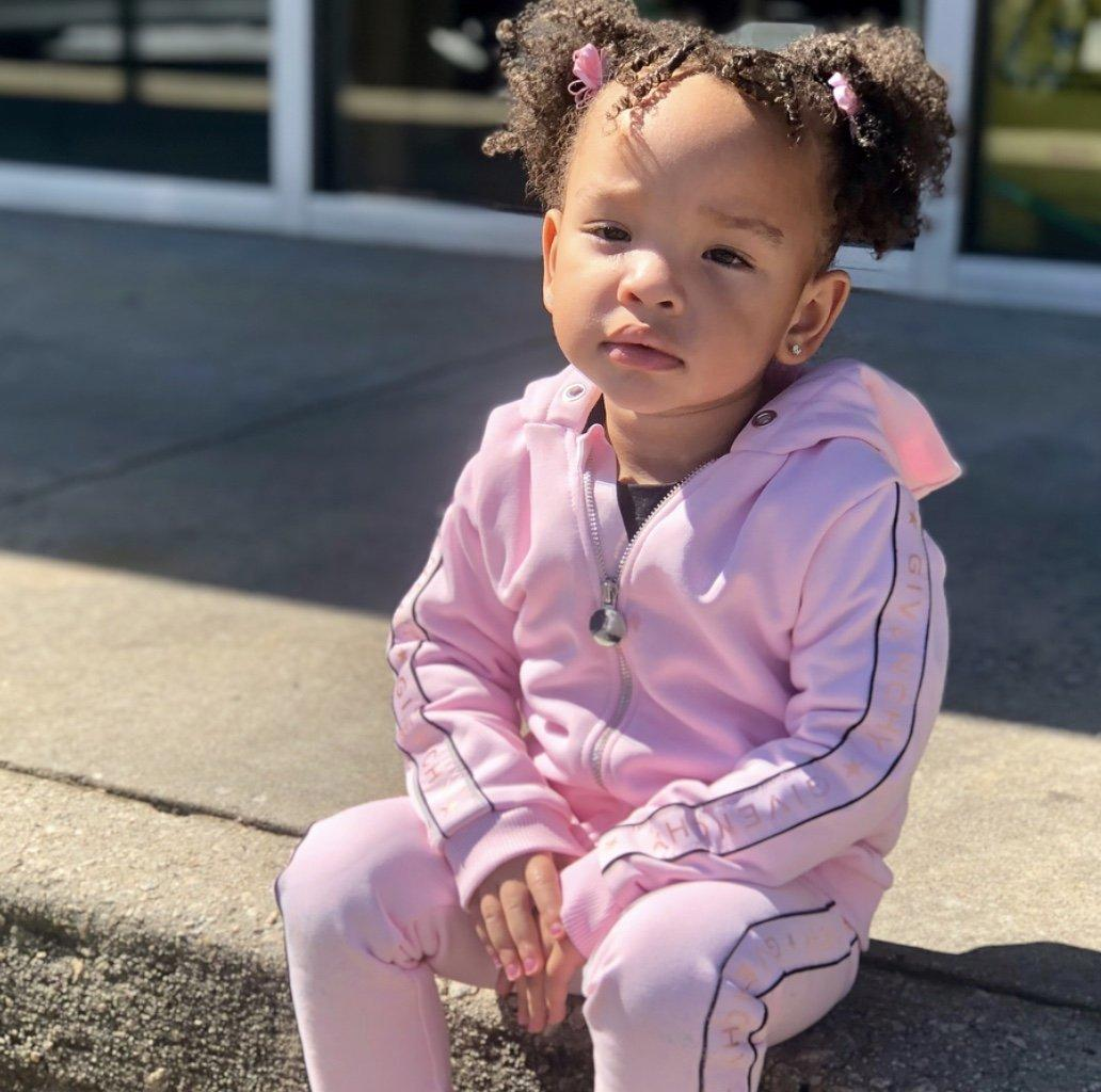 Tiny Harris And T.I.'s Daughter Heiress Harris Hangs Out With The Boys - Check Out The Videos In Which She's Dancing