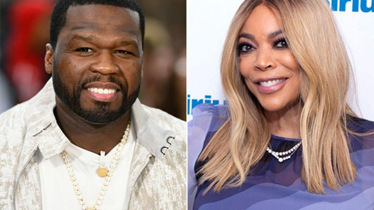 50 Cent And Wendy Williams Finally Make Peace After She Gushes Over Him On Her Show: '50 I Love You' - Check Out His Response!