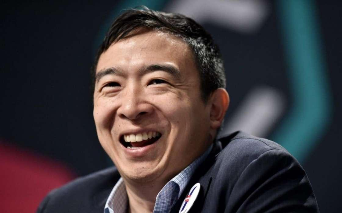 Andrew Yang Announces He'll Be A Political Correspondent For CNN