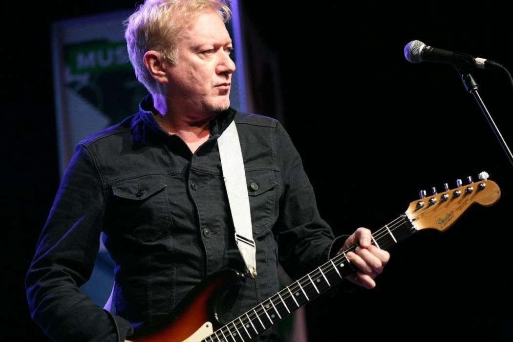 Andy Gill Guitarist For Gang Of Four Passes Away At 64