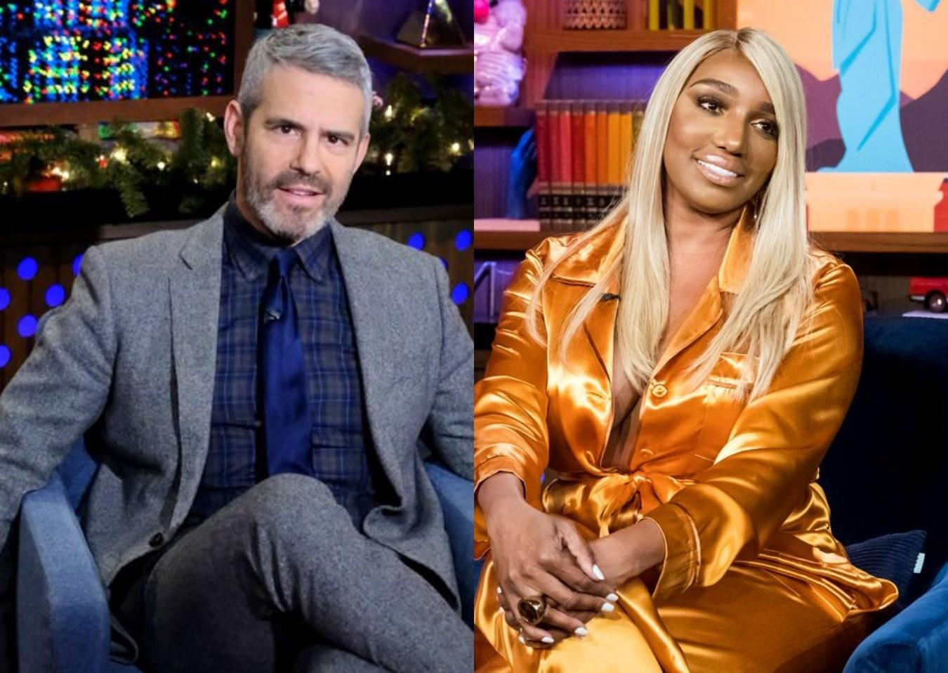 Andy Cohen Reveals How He Reacted To Nene Leakes Quitting Rumors