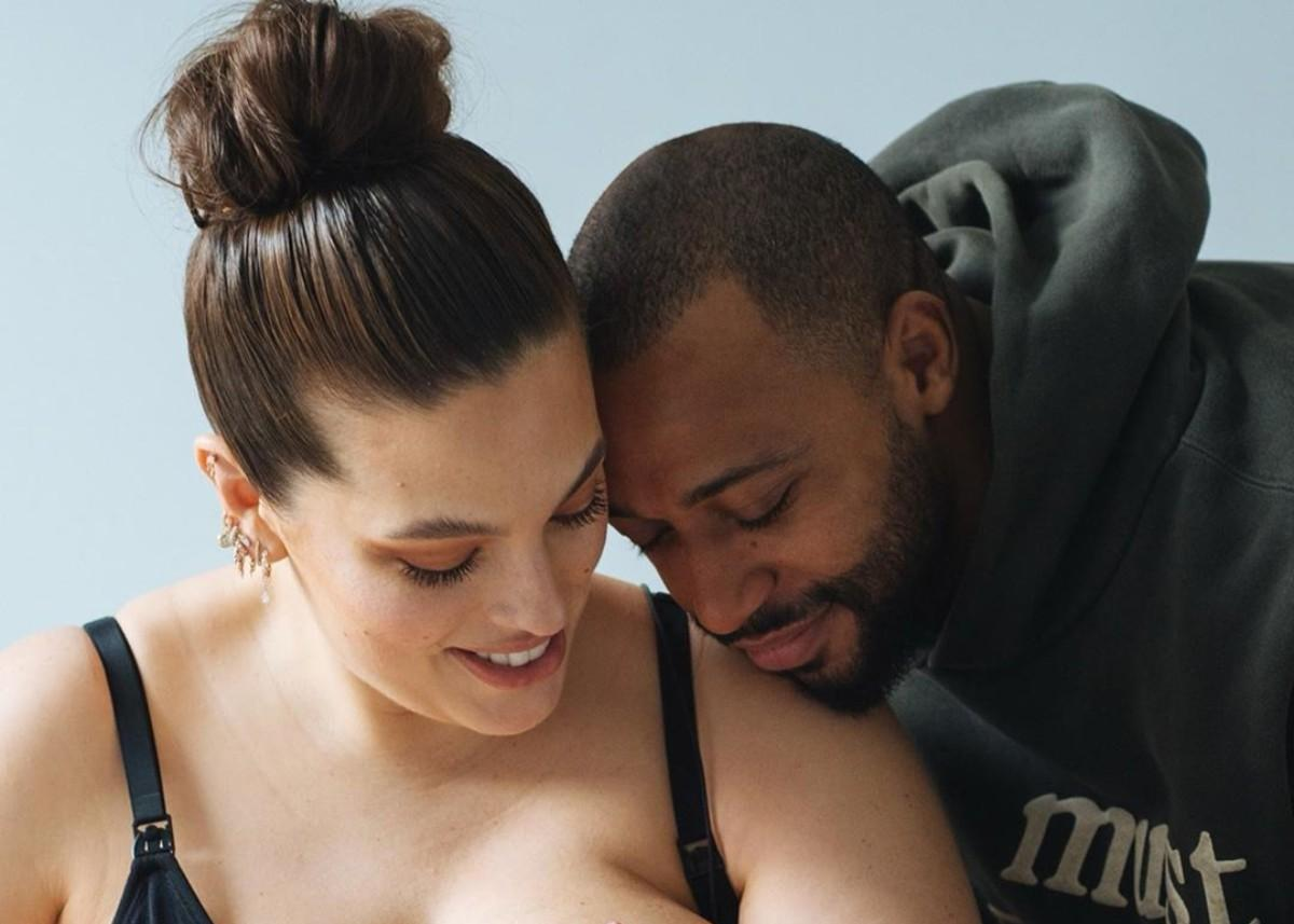 Ashley Graham Reveals She Had A Water Birth With Isaac As She Shares New Breastfeeding Photo