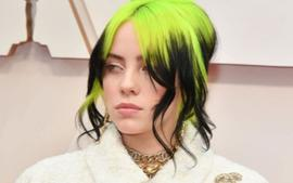 Billie Eilish Wore Head-To-Toe Chanel On The Oscars' Red Carpet