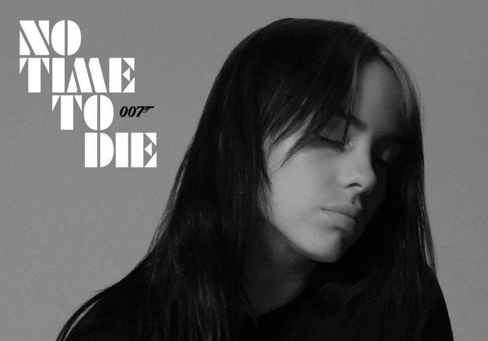 Billie Eilish Drops New James Bond Theme Song 'No Time To Die'