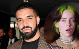 Billie Eilish Defends Drake After Criticism Over Texting Her And Millie Bobby Brown!