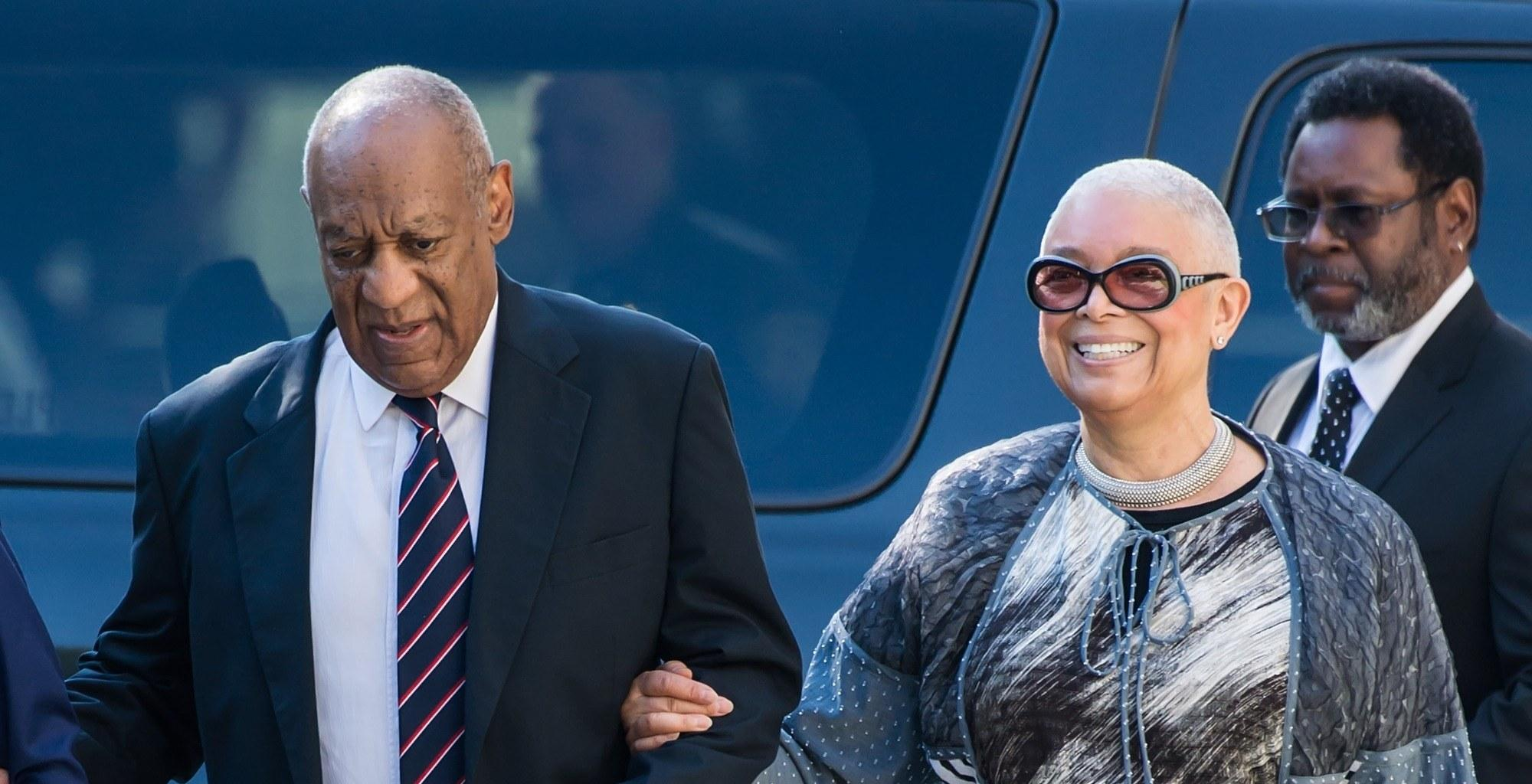 Bill Cosby's Wife Chimes In To Defend Vanessa And Kobe Bryant While Slamming The Media
