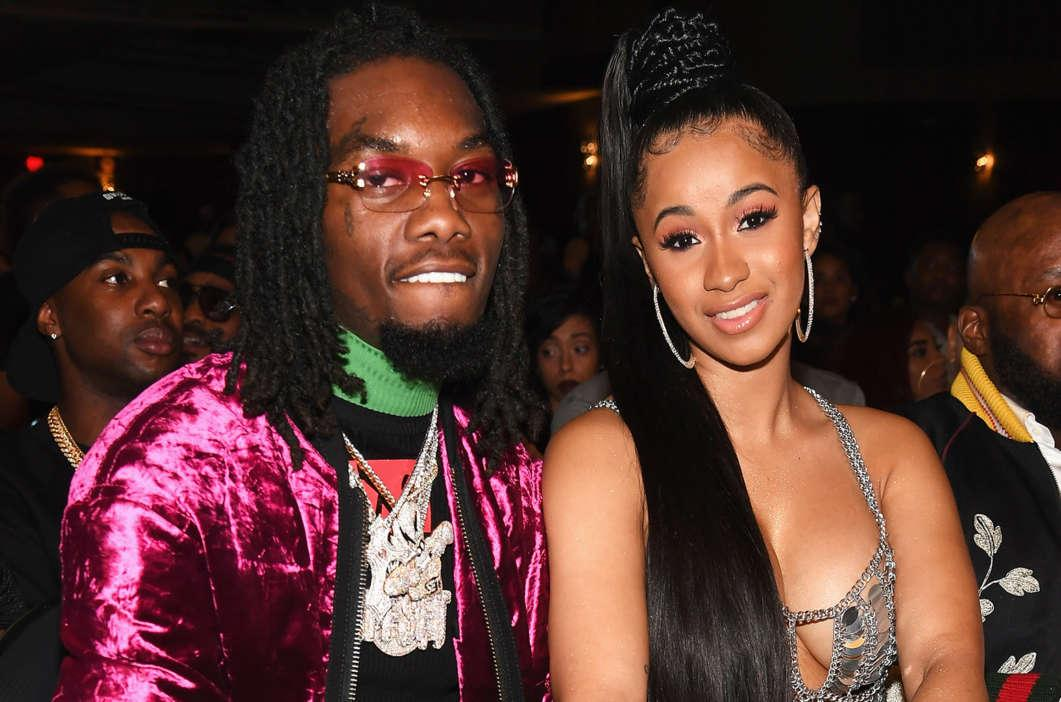 Sources Claim Cardi B And Offset Were Seen Drinking Heavily Before Friday Morning Miami Brawl