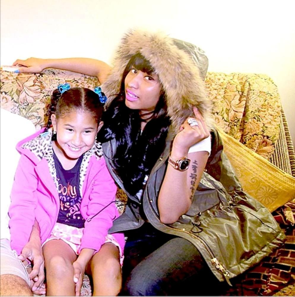 Nicki Minaj Spends Time With Her Dad And Sister, And Fans Are Blown Away By How Much Ming Resembles Her - See The Video