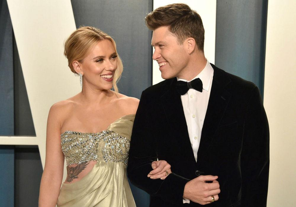 Colin Jost Hints That He's Leaving Saturday Night Live Soon Ahead Of His Wedding To Scarlett Johansson