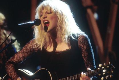 Courtney Love Reveals She's Been Sober For 18 Months
