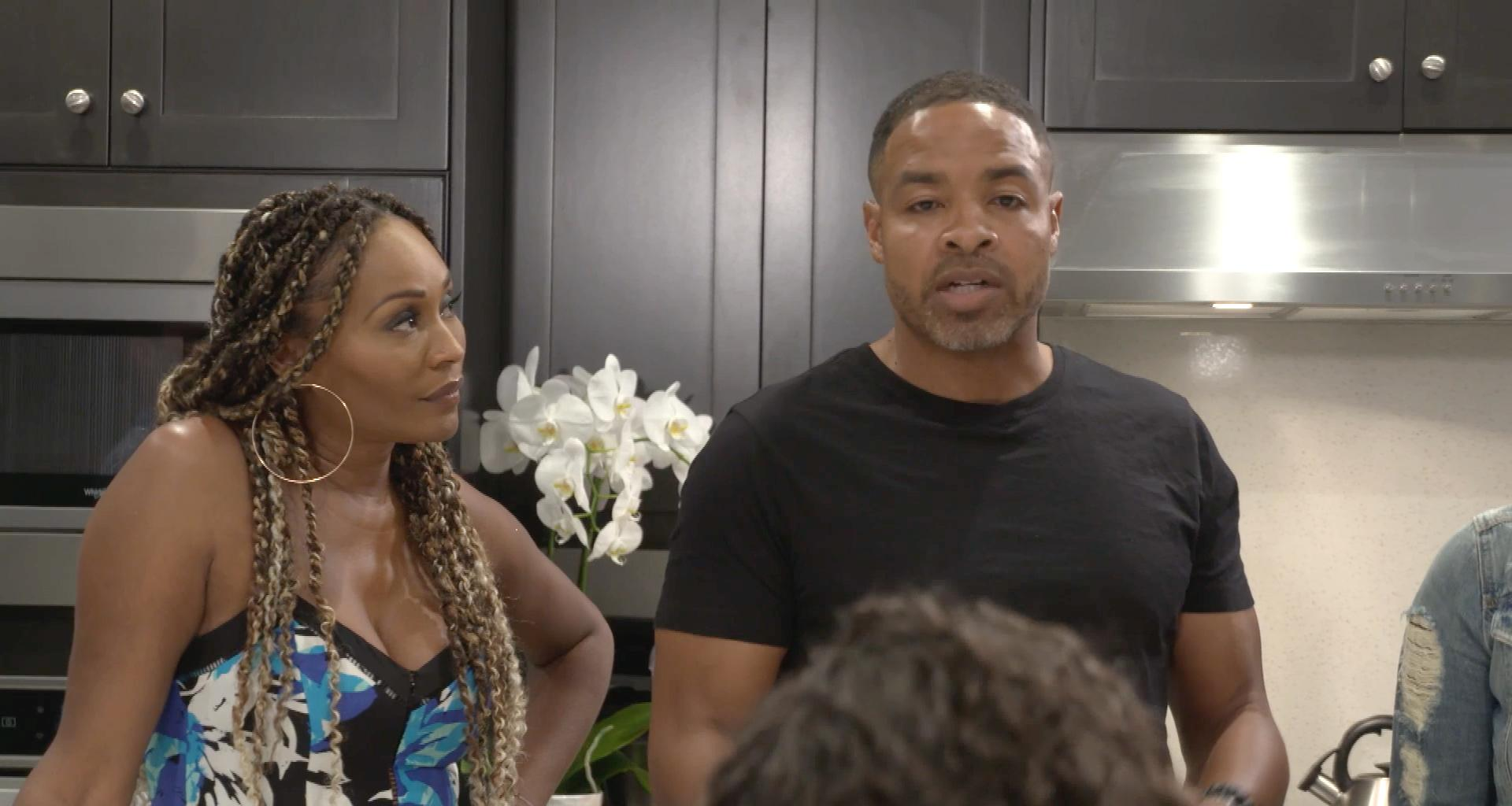 RHOA: Cynthia Bailey Terrified That Mike Hill May Cheat On Her -- Here's Why!