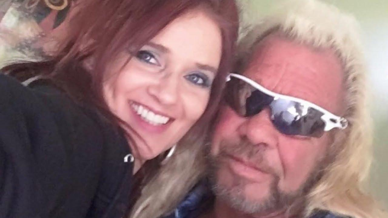 Moon Angell Has Allegedly Moved Out Of Dog The Bounty Hunter's House