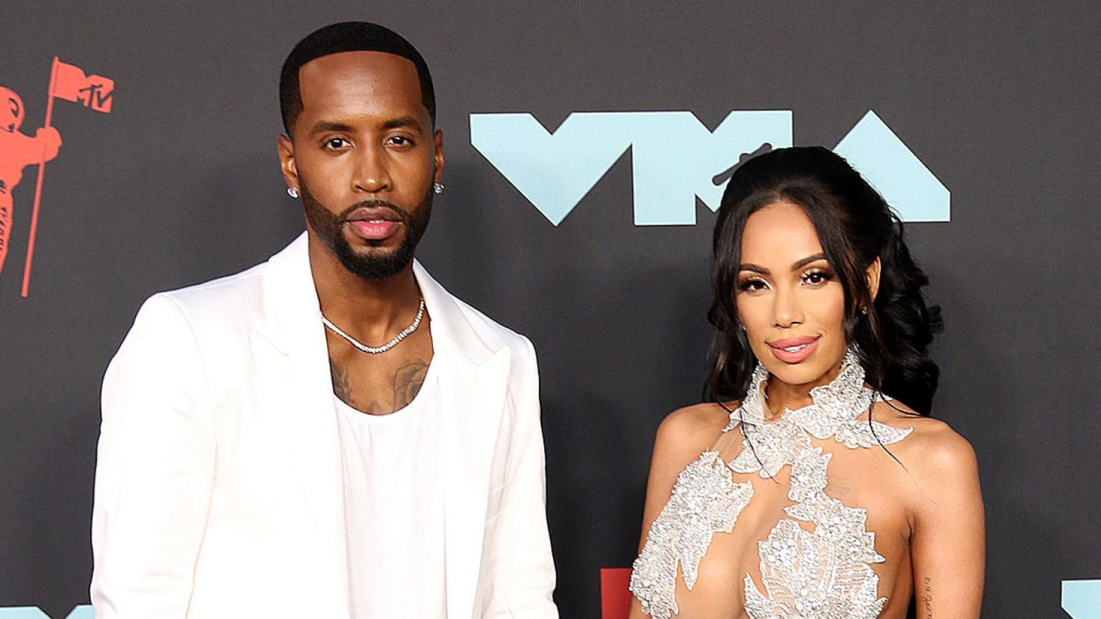 Erica Mena And Safaree Share The Most Romantic Advice With Their Fans Inspired By The Movie 'The Photograph'