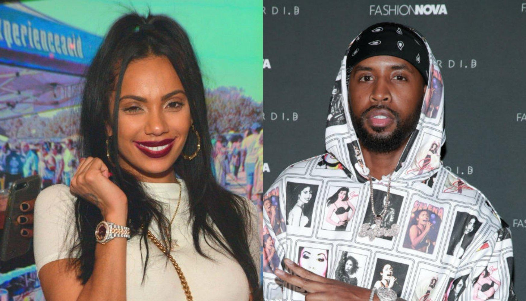Erica Mena's Fans Are In Love With This Photo Featuring Safaree