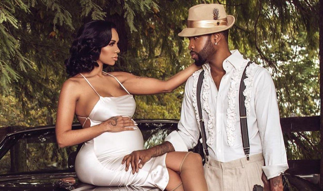 Safaree Samuels Gushes Over Being A 'Girl Dad' After Erika Mena Gives Birth - See The First Pic Of Their Baby Girl!