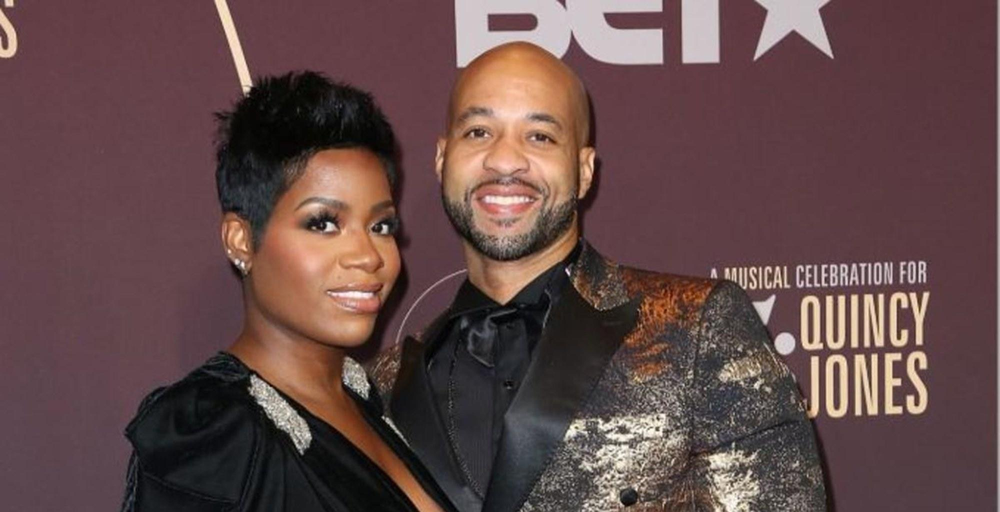Fantasia Barrino Confirms She Is In The Best Shape Of Her Life In Rainbow Bathing Suit Photos With Husband Kendall Taylor -- Fans Are Predicting A Pregnancy Announcement Soon