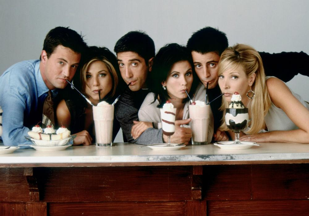 Friends One-Hour Reunion Special Is In The Works, And The Cast Could Pocket At Least $2 Million Each
