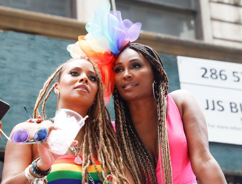 Eva Marcille Shows Love To Birthday Girl, Cynthia Bailey - See Her Emotional Post