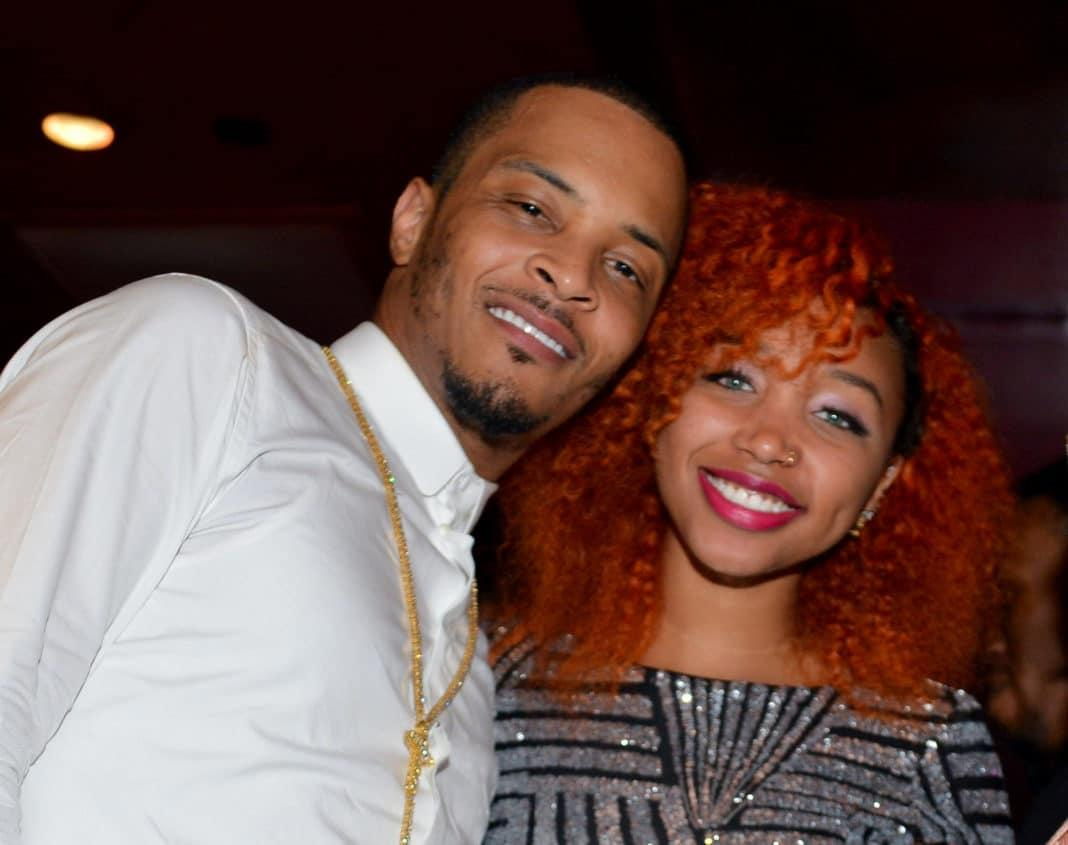 T.I. Spends Quality Time In His Happy Place With Some Of His Kids And Pals And Zonnique Pullins Criticizes Him For This Reason