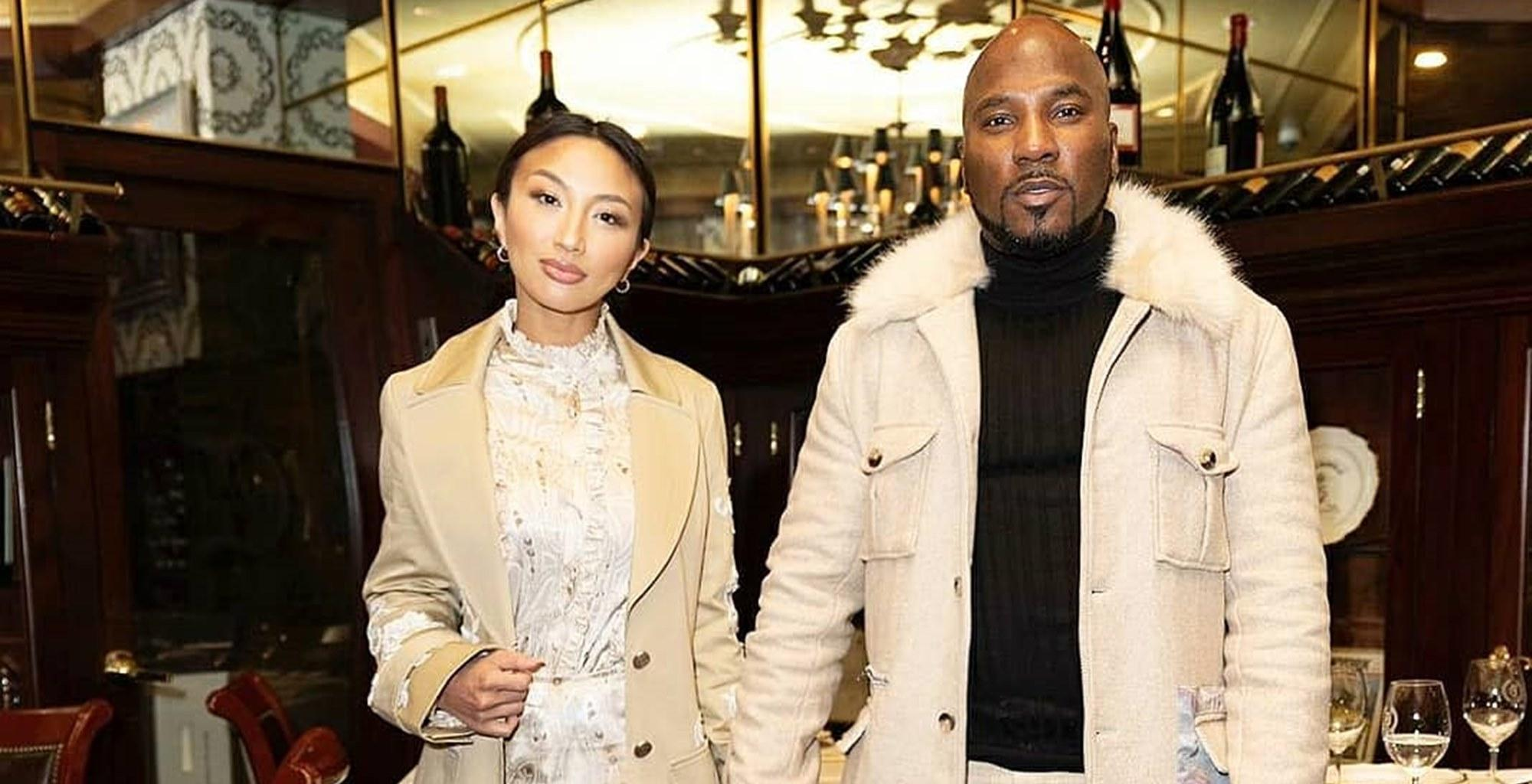 Jeannie Mai And Jeezy Slay Together In New Stunning Photos As Fans Wait For A Pregnancy Announcement -- Things Are Getting Real