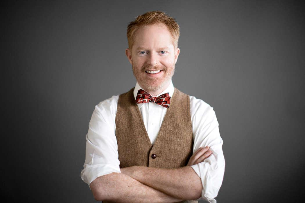 Jesse Tyler Ferguson Brags About Having Victoria And David Beckham's Phone Numbers