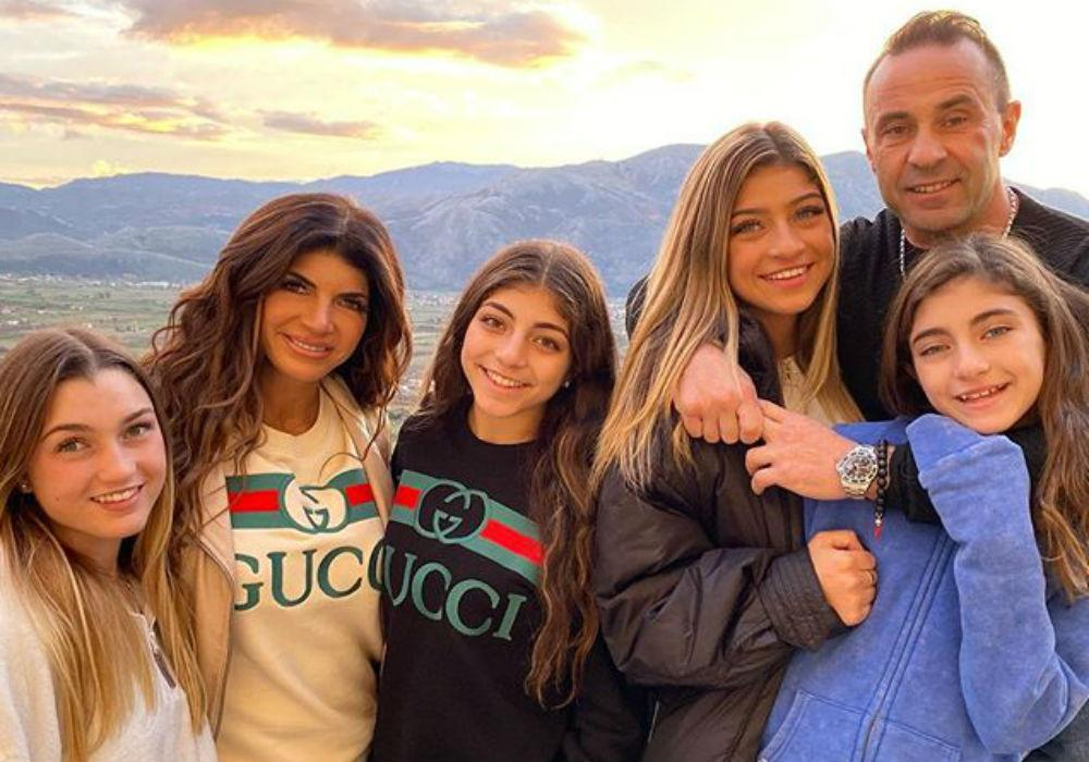 RHONJ - Bravo Releases Sneak Peek Of Joe Giudice's Emotional Reunion With Teresa And His Daughters In Italy After His Release From ICE Custody