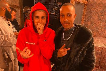Justin Bieber Sings At Kanye West's Sunday Service — Watch The Video